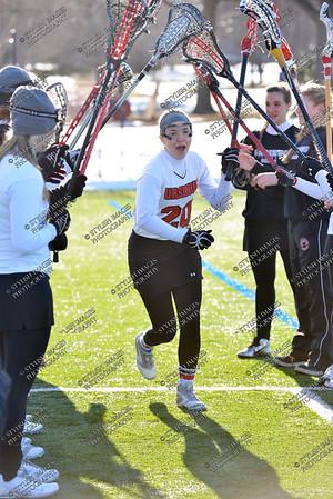 Ursinus Women's Lacrosse v Albright