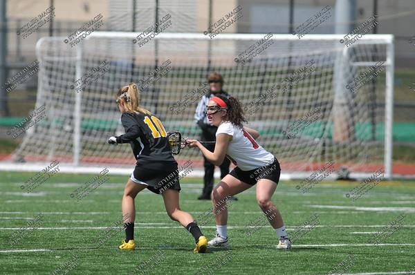 Ursinus Women's Lacrosse v Bryn Mawr