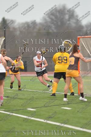Ursinus Women's Lacrosse v Rowan University