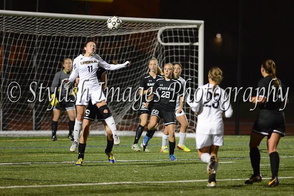 Ursinus Women's Soccer v Eastern College