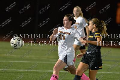 Ursinus Women's Soccer v Bryn Mawr
