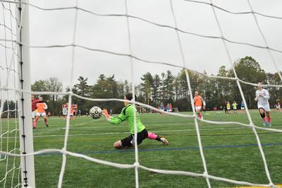 Ursinus Women's Soccer v Johns Hopkins