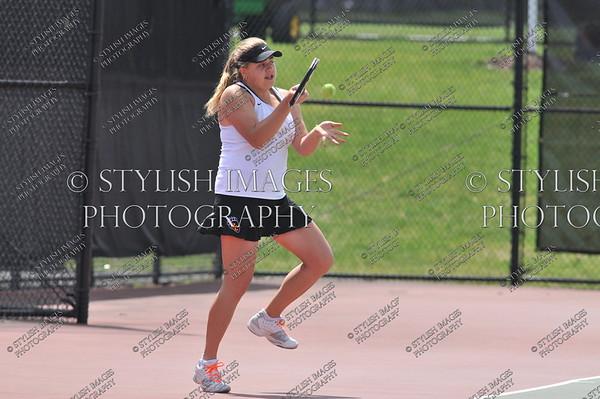 Ursinus College Women's Tennis v Franklin and Marshall