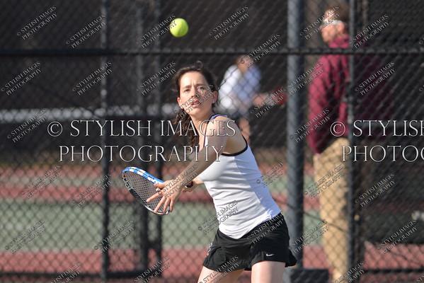 Ursinus Women's Tennis v Swarthmore