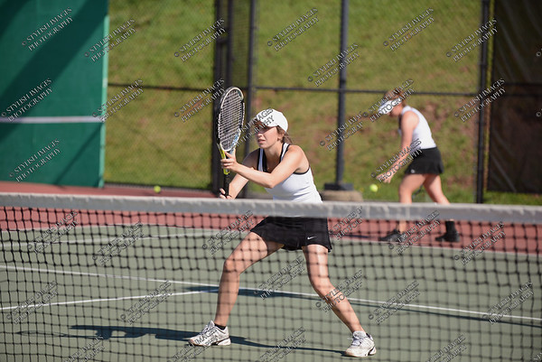 Women's Tennis v Bryn Mawr
