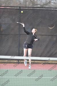 Ursinus Women's Tennis v Alvernia College