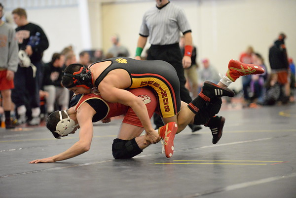 Wrestling North South