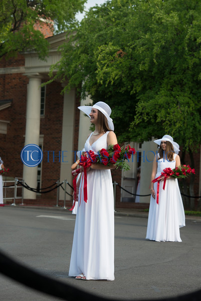 Ursuline Academy 2017 Graduation