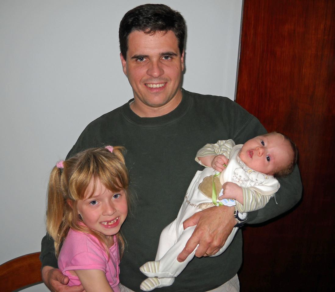 Roberto, Arianna & Valentin