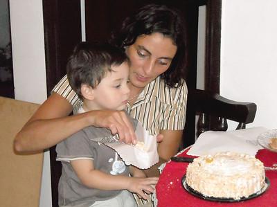 Gaby's Birthday, but Ignacio gets the Attention