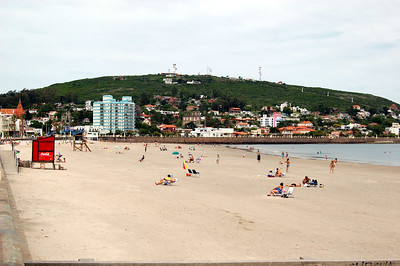 Piriapolis Beach