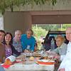 Fernando, Roxana, Ignacio, Me with Adolfo, Ana with Clem