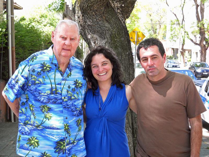 Clem, Roxana & Fernando