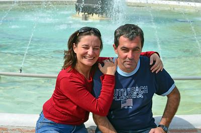 a Day with Roxana & Fernando
