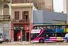 Street actvities in Montevideo, Uruguay, South America.