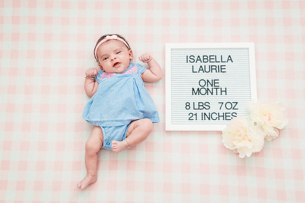 Isabella Growing