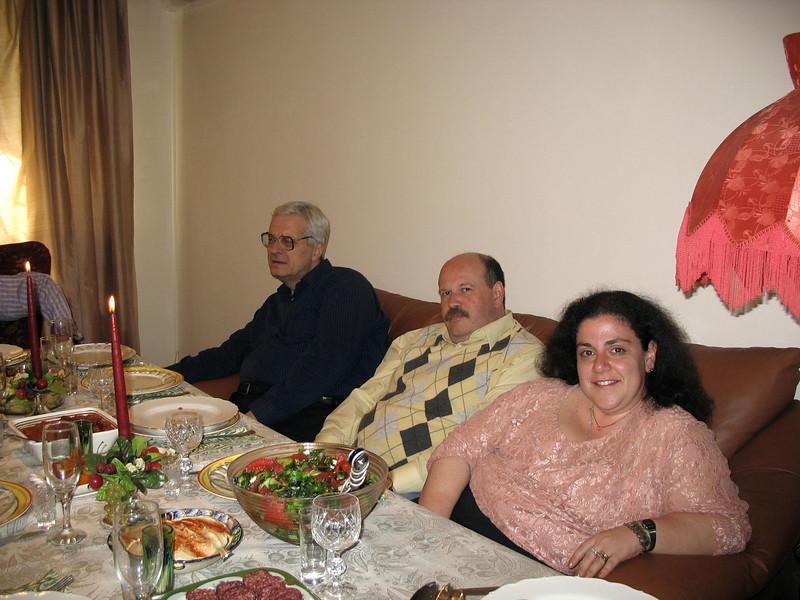Sasha, Igor, & Masha (2007)