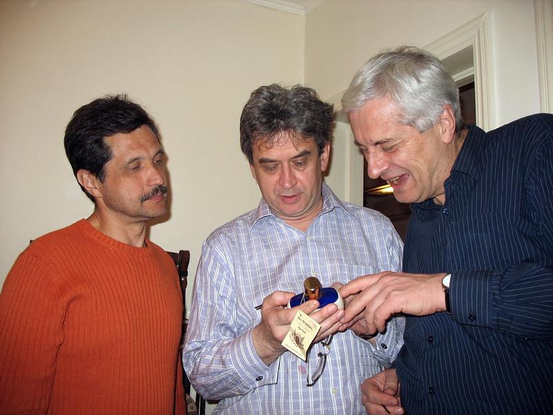 Valera, Rustem & Sasha (2007)