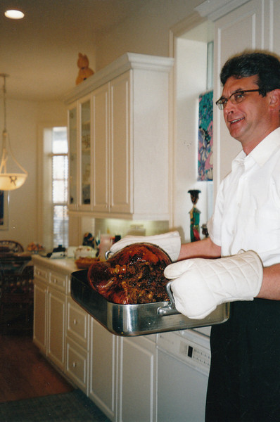 Hot out of the oven. Thanksgiving. Florida (2004)