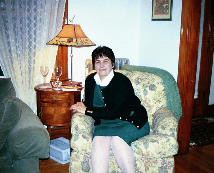 Klara Kurmayeva. Thanksgiving. Watertown (1999)