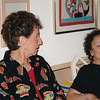 Mom with our dear family friend, Myra Blatt. Thanksgiving. Florida (2004)