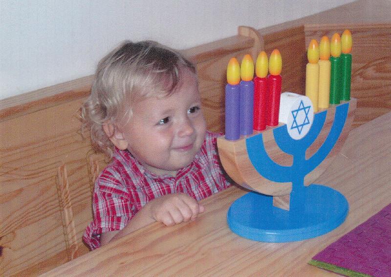 Joshua, Chanukah (2004)