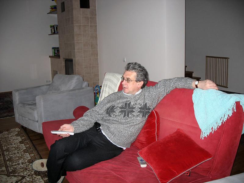At Rumia's. (01.05.2008)