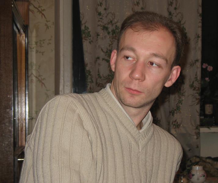 Dasha's husband, Voldoya. (12.30.2007)