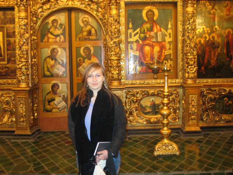 Nastiya - Kremlin Church