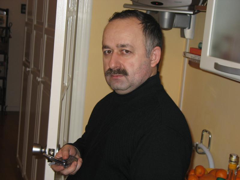 Our friend, Ruslan