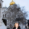 At the Kremlin