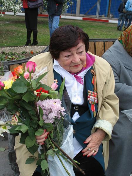A very genteel lady. (2008)