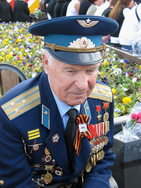 Hero of the USSR - wounded three times. (2009)