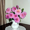 Dahlias from our first Moscow garden. (2006)