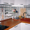 Kitchen - we even have a disposal - an InSinkErator, of course.