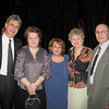 Award reception. Rustem, Lena, Susan, Luba & her husband.