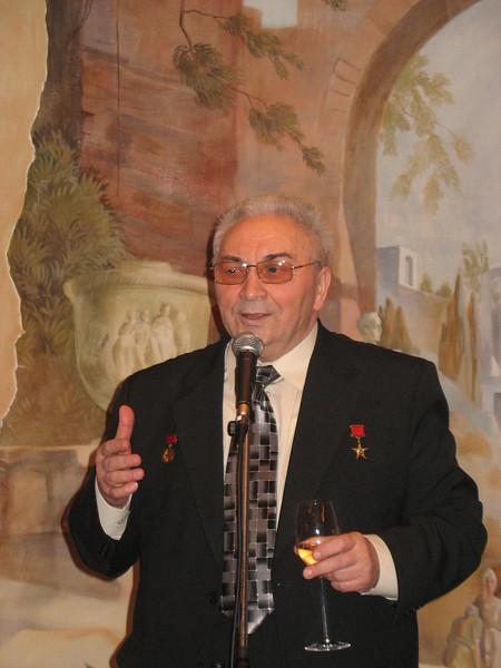 Vitaly Doguzhiev. Former Soviet Cabinet Minister.