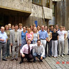 With RIA-Novosti colleagues. Rustem is the tall guy on the right in the 2nd row. (07.2004)
