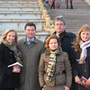 RTTV Close Up crew with Kalmykian President Ilyumzhinov. (10.2008)