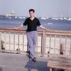 Rustem Safronov, tour guide. Hyannis, Cape Cod, MA.