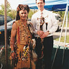 With a real Native American. (1996)