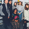 With Radio Maximum colleagues. I was one of the initial staff members & Commercial Director at Radio Maximum, Russia's first FM radio station, founded in December 1991.