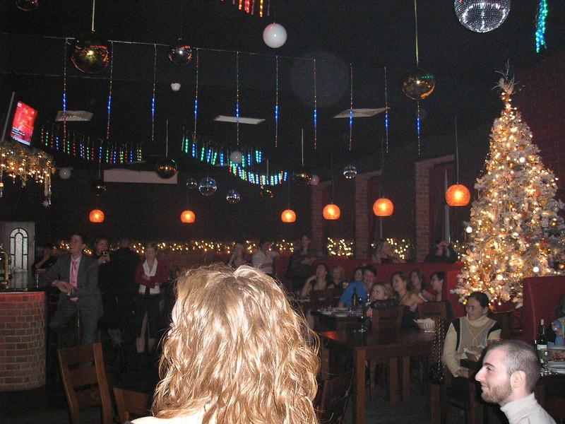 TVIN New Year celebration (12.2006)