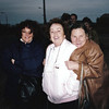 Susan with Mom Gilman & Mom Safronova. Moscow. (06.1992)