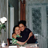 With Mom Safronova. Zlatoust (1991)