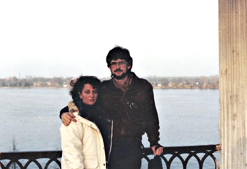 On the Volga River. Yaroslavl. (1991)