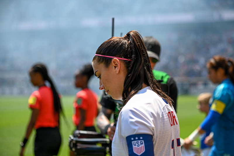 USA WNT vs Mexico