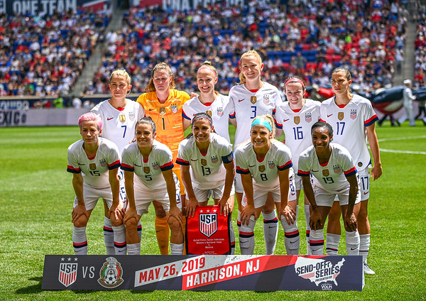 USA WNT vs Mexico
