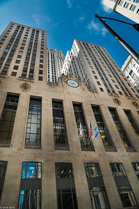 Chicago - The Board of Trade Building