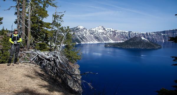 Crater Lake - Garfield Peak Trail